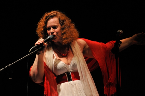 Sarah Jane Morris